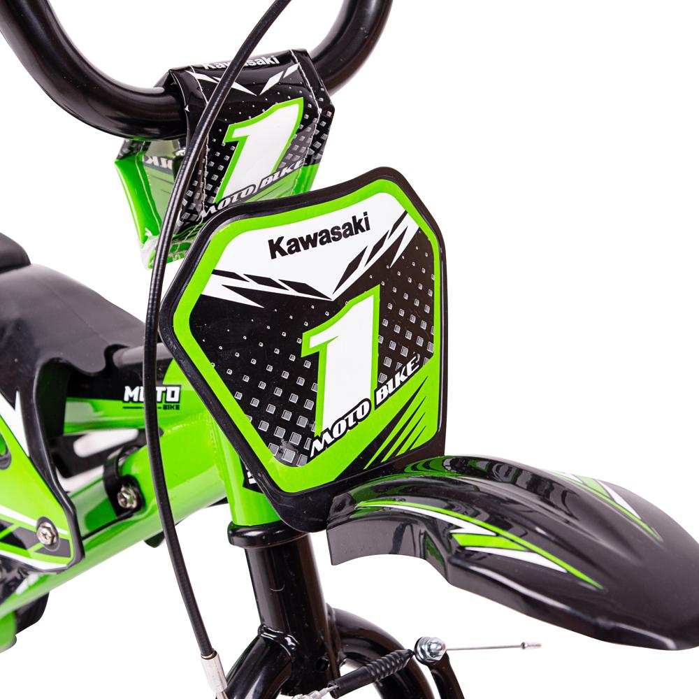 Bicykel pre deti Kawasaki 12