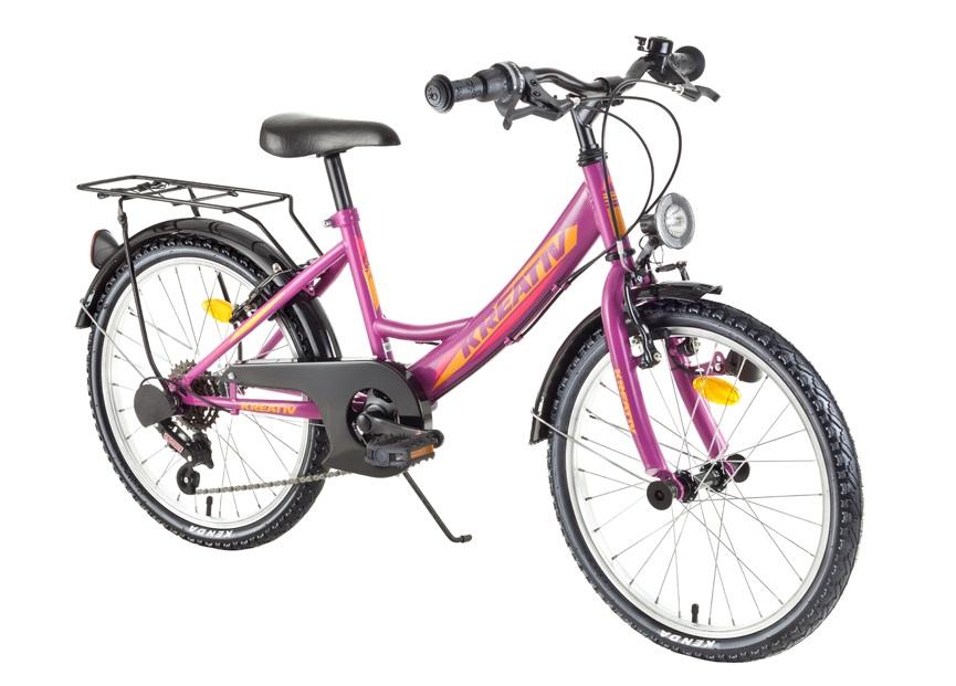 Kreativ kvalitné bicykle pre deti