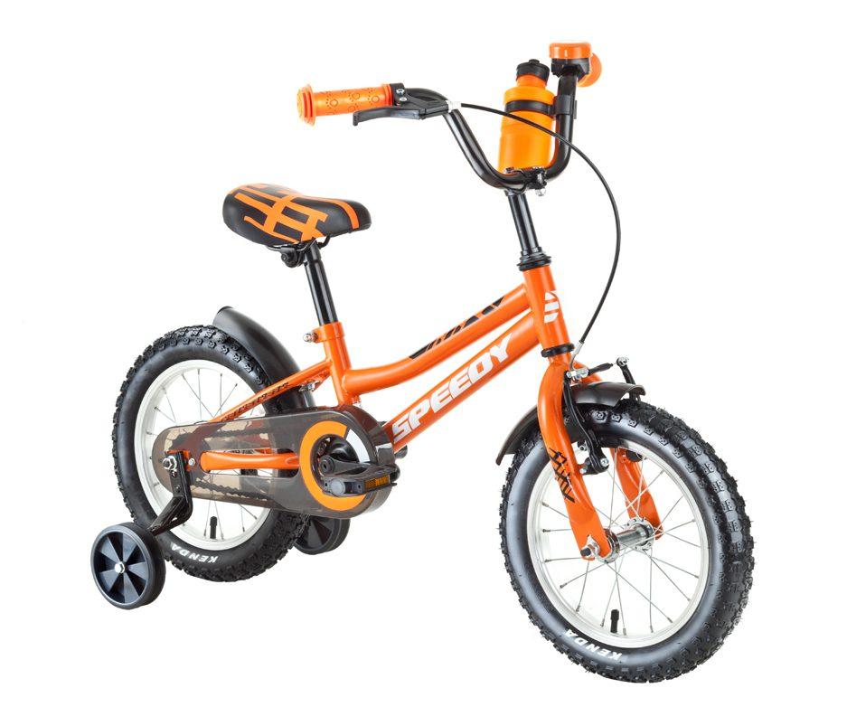 Bicykel pre deti Speedy 14 palcový