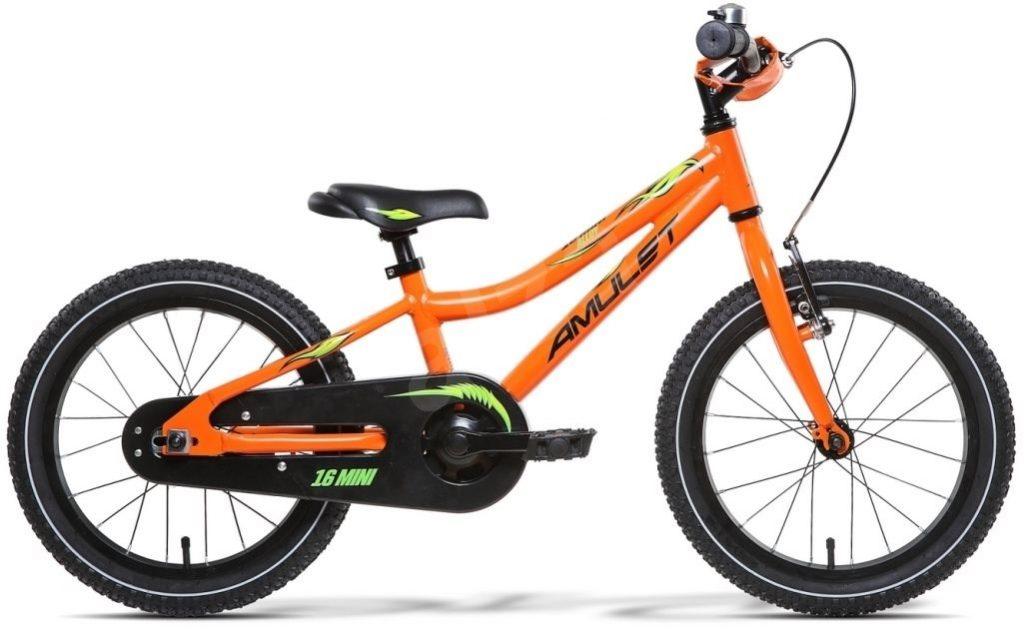 Najlepšie bicykle pre deti od 5 rokov Amulet