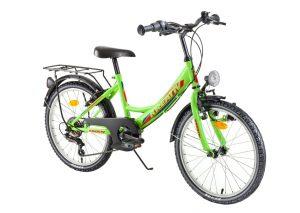 20 palvové bicykle pre deti Kreativ