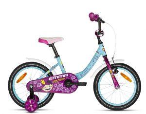 Divečenské bicykle pre deti od 4 rokov Kellys
