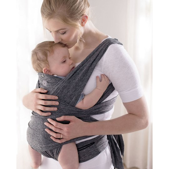 Nosič a šatka na nosenie detí 2v1