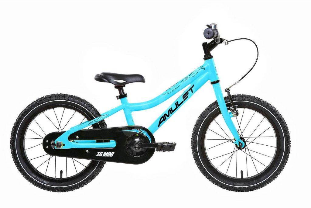 Chlapčenské bicykle 16 Amulet