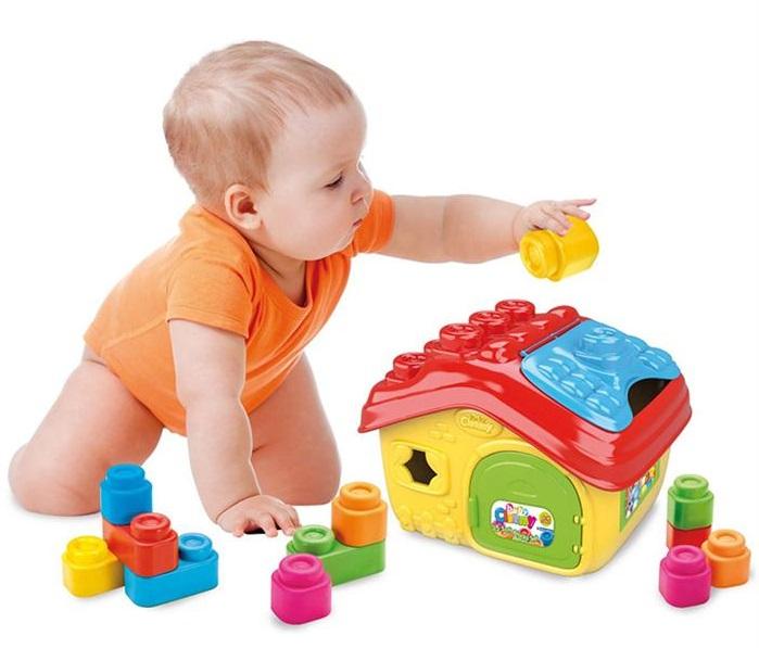 Top hračky pre deti do 1 roka vkladačky