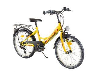 Kreativ bicykle pre deti od 6 rokov