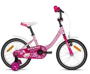 Kvalitné Kellys bicykle pre deti 16 palcové