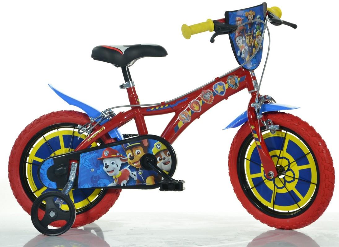 Kvalitné bicykle pre deti od 4 rokov