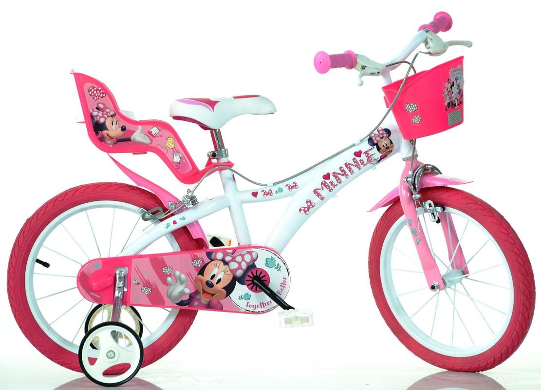 Rozprávkové bicykle pre deti Dino Bikes