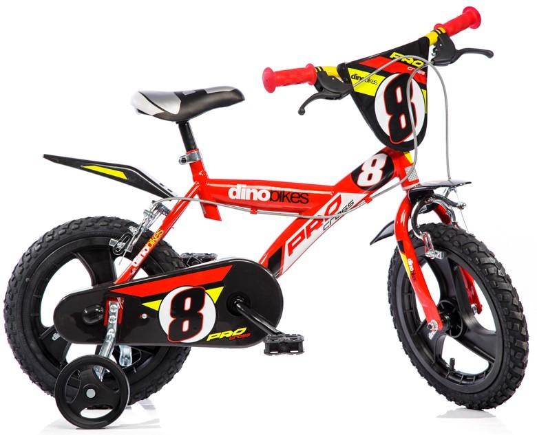 BMX bicykle pre deti od 4 rokov