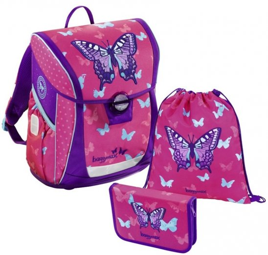 ec6bfcdac7 Dnes už školskú tašku ako aj batoh pre prváka môžete kúpiť aj s ďalším  príslušenstvom