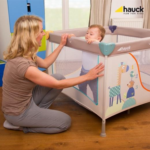 Detská ohrádka na hranie Hauck