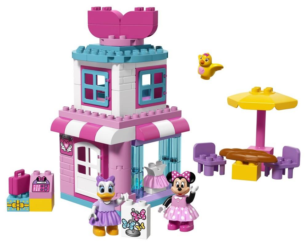 Kocky Lego Duplo Minnie