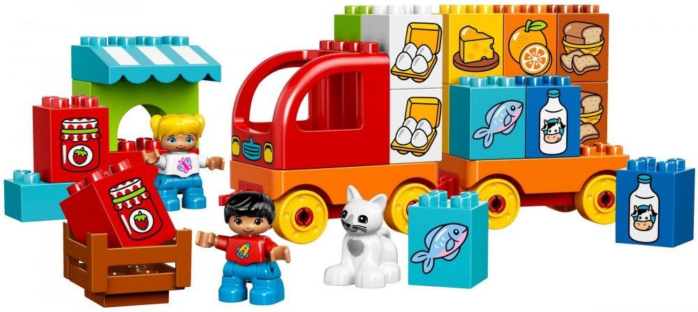 Stavebnica Lego Duplo Nákladiak