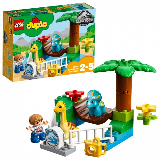 Kocky Lego Duplo Dinosauria Zoo