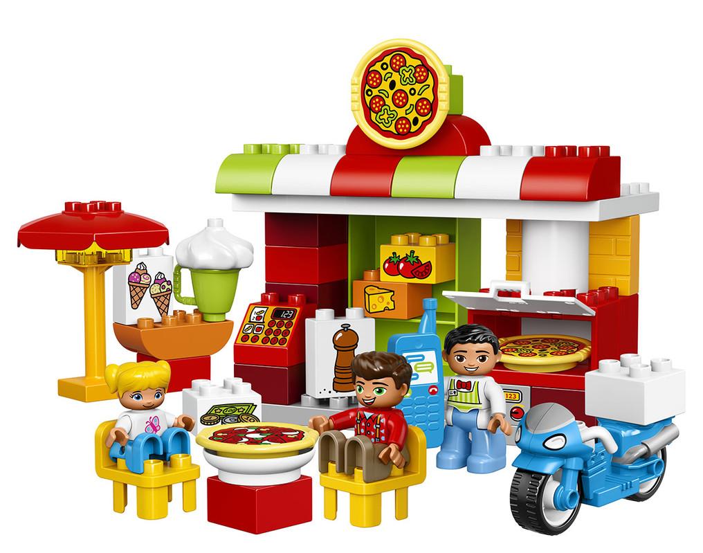 Stavebnica Lego Duplo Pizzeria