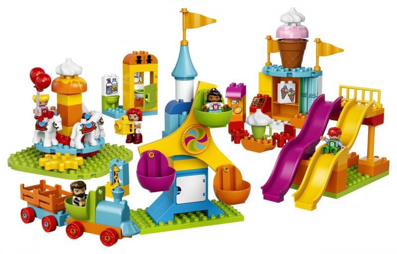 Veľké stavebnice Lego Duplo