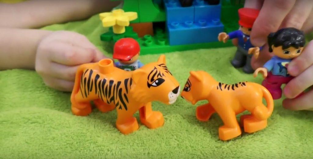 Kocky Lego Duplo pre najmenších