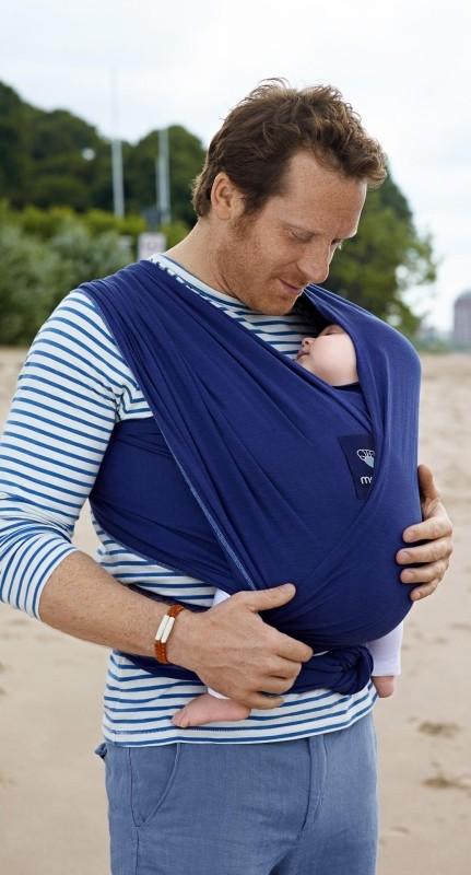 Šatky na nosenie detí Manduca Sling
