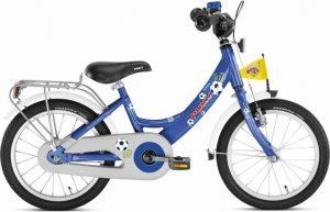 16 palcové bicykle pre deti Puky
