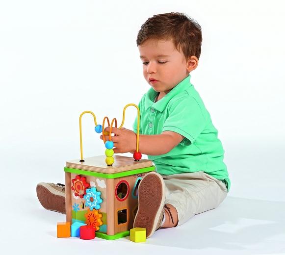 Motorické hračky pre deti do jedného roka