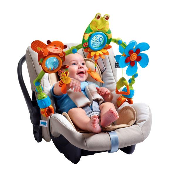 Hračky do auta pre najmenšie deti