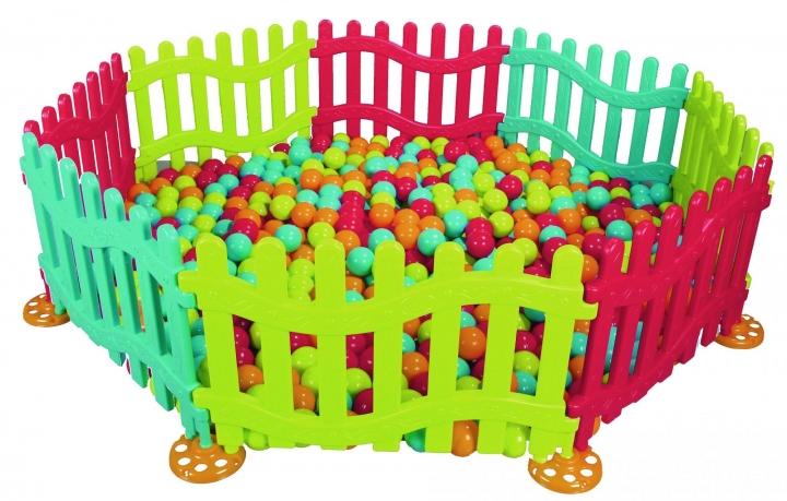 Plastová detská ohrádka Hedge