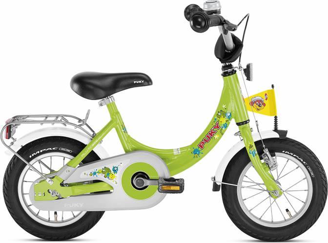 Puky bicykle pre deti 12 palcové