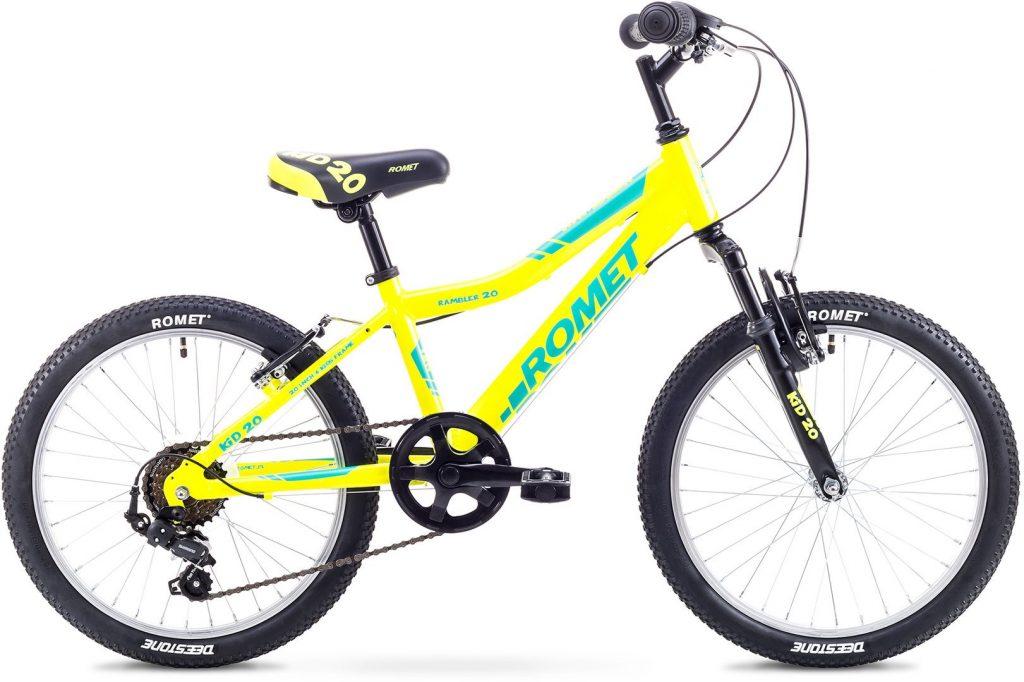 Romet bicykle pre deti od 5 rokov
