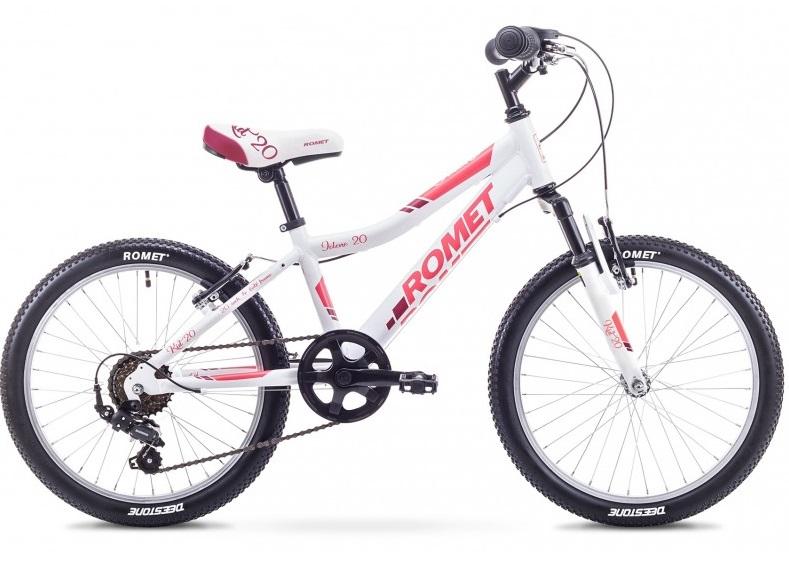 Romet bicykle pre dievčatá od 5 rokov