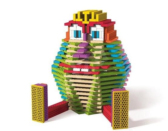 Detská stavebnica Bioblo