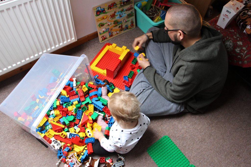 Stavebnica pre deti podľa veku