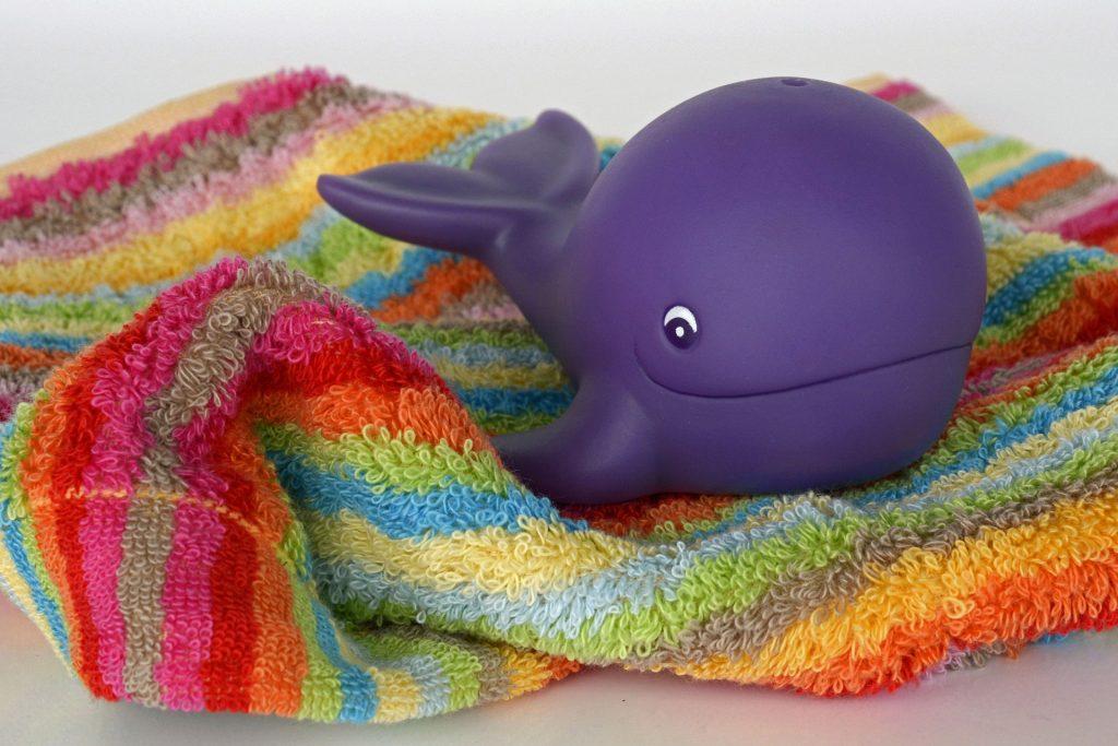 Bezpečné a kvalitné hračky do vane