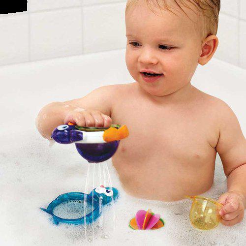 Aké hračky do vane kúpiť?