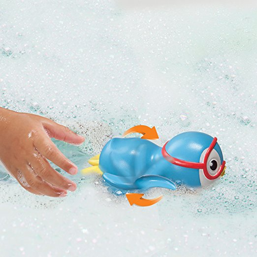 Munchin plávajúce hračky do vane
