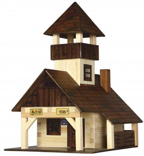 Drevená stavebnica pre deti Walachia
