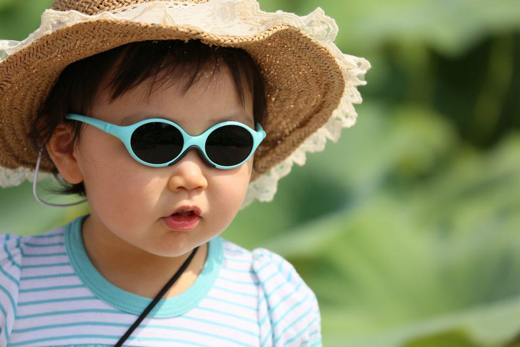 Letná čiapka pre deti klobúk