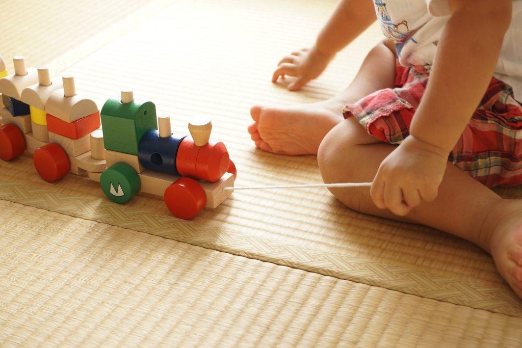 Kvalitný darček pre deti drevené hračky