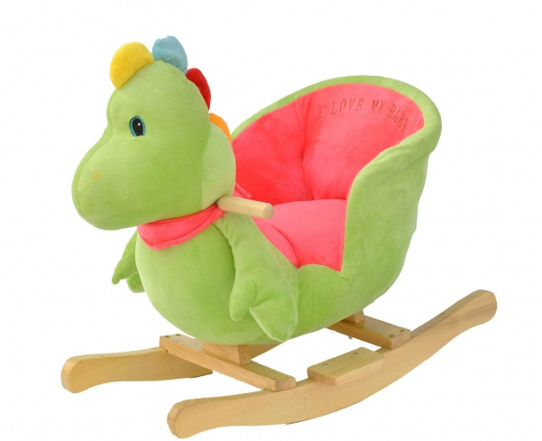 Dino hojdacie zvieratko pre najmenšie deti