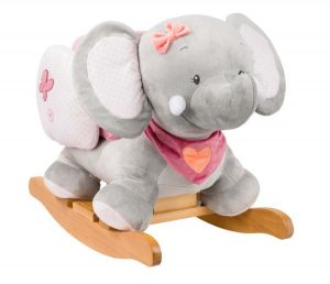 Nattou hojdacie zvierako slon