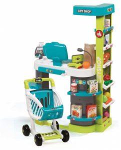 Kvalitný darček pre deti Smoby obchod na hranie
