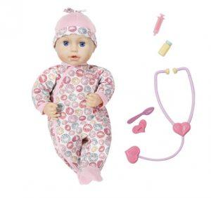 Chorá Milly Bábika Baby Annabell