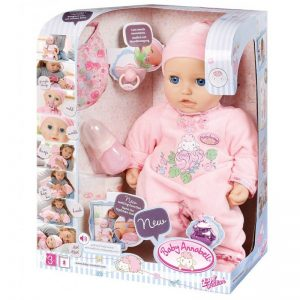 Bábika Baby Annabel so slzami