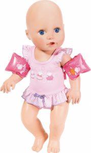 Plávajúca bábika Baby Annabel Zapf Creation