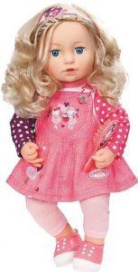 Sophia bábika Baby Annabell s vlasmi