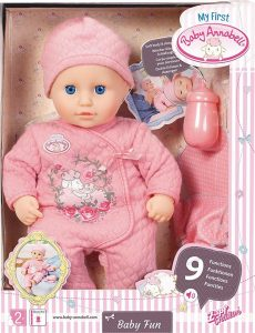 Baby Fun bábika Baby Annabell