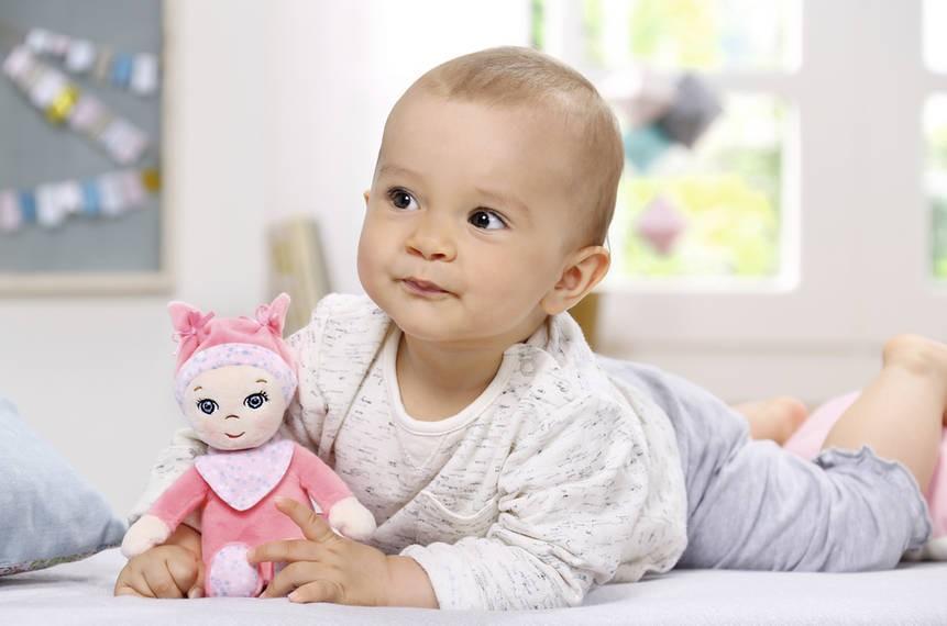 Zapf Creation Bábika Baby Annabell Newborn Mini Soft