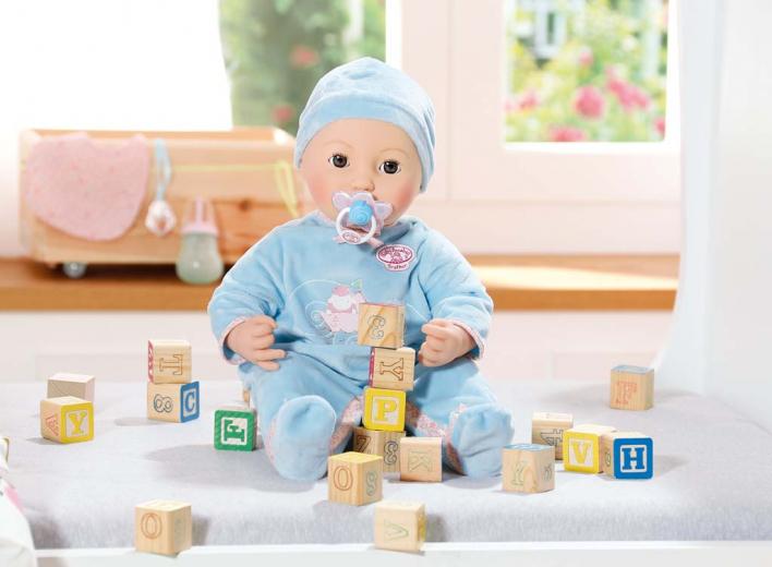 Bábika Baby Annabell bábätko chlapček