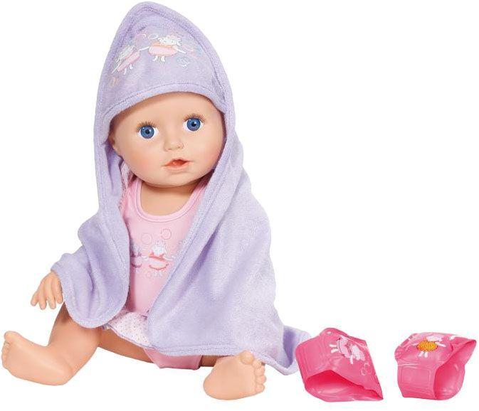 Plávajúca bábika Baby Annabell Zapf Creation
