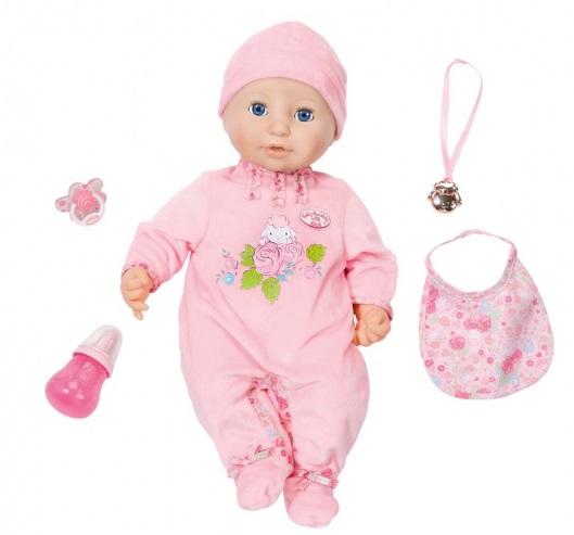 Bábika Baby Annabell s funkciami
